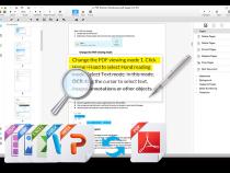 Wondershare PDFelement software