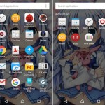 Install Xperia X Home Launcher from Marshmallow