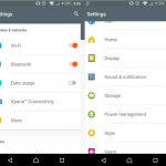 Install Official Xperia X Settings from Marshmallow
