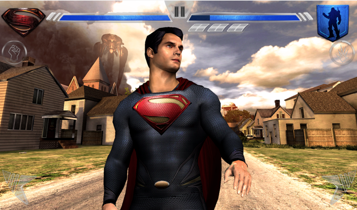 Man of Steel - Android Games