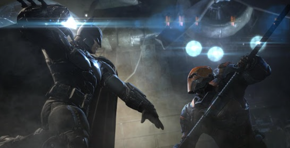 Batman Arkham Origins - Android Game