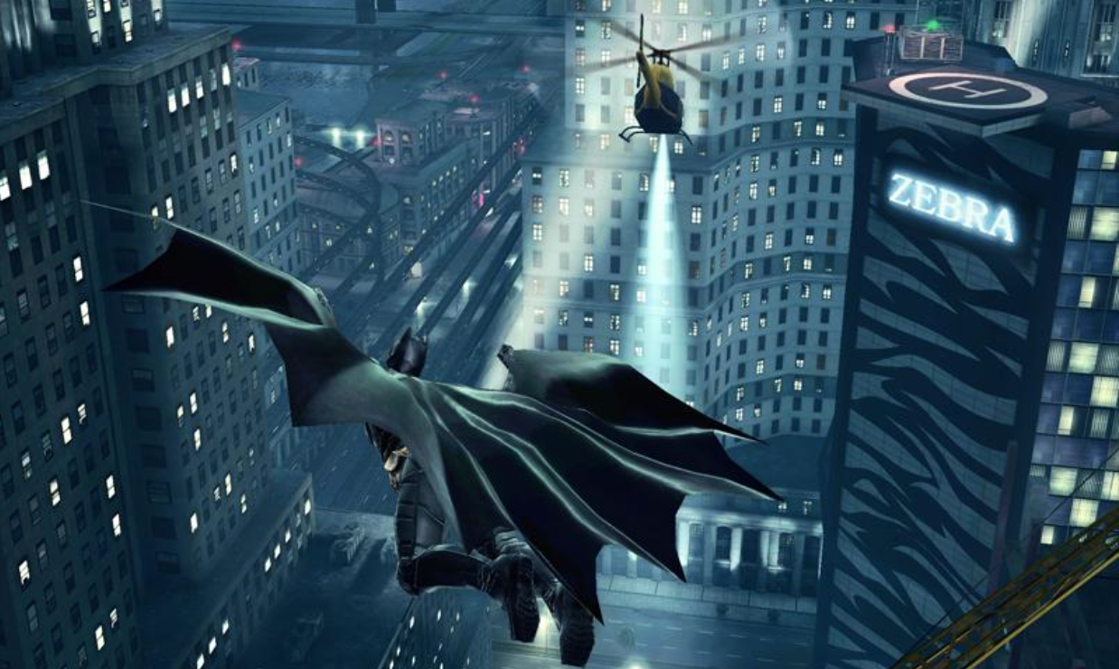 The Dark Knight Rises - Android Game