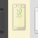 Sony Xperia X inspired themes for Lollipop running devices