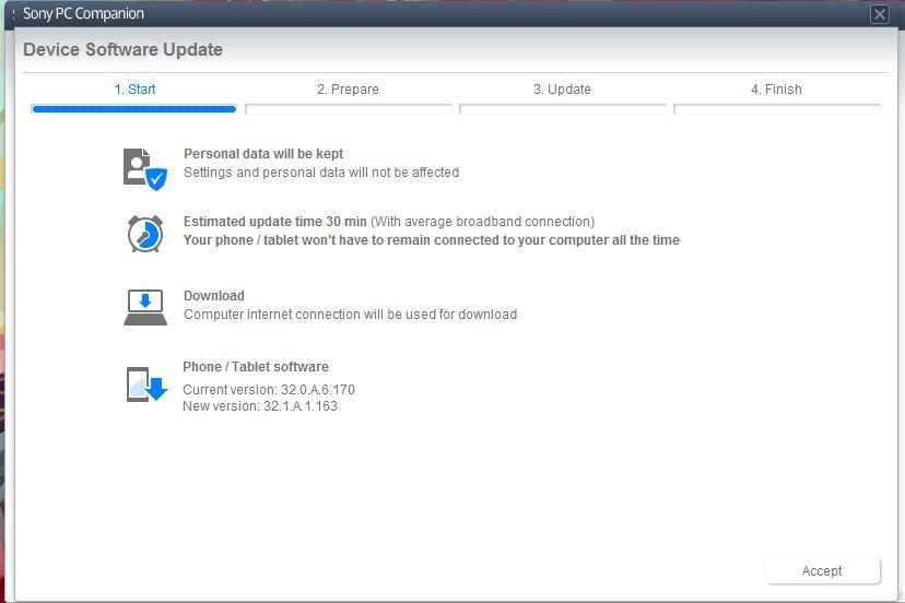 Xperia Z5 Premium Marshmallow Update
