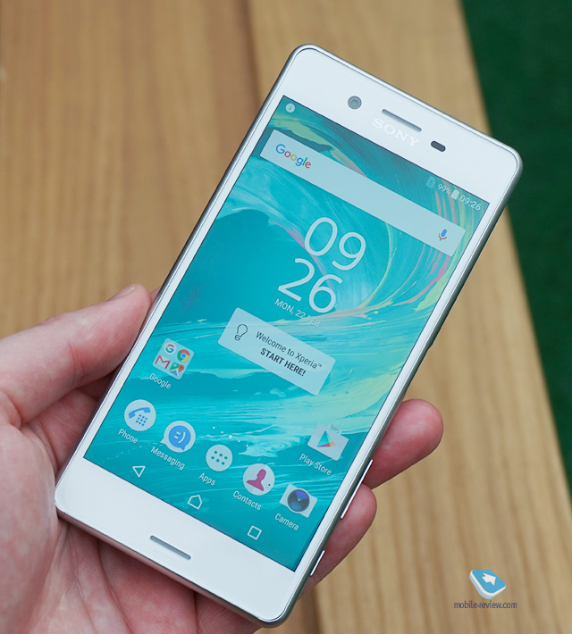 "Xperia X Performance 5"" 1080p HD Display"