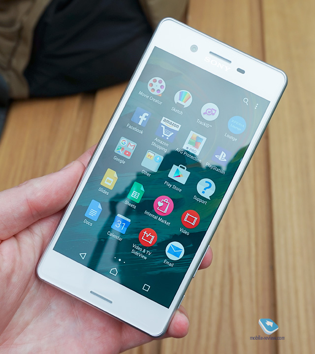 Xperia X Performance Marshmallow UI