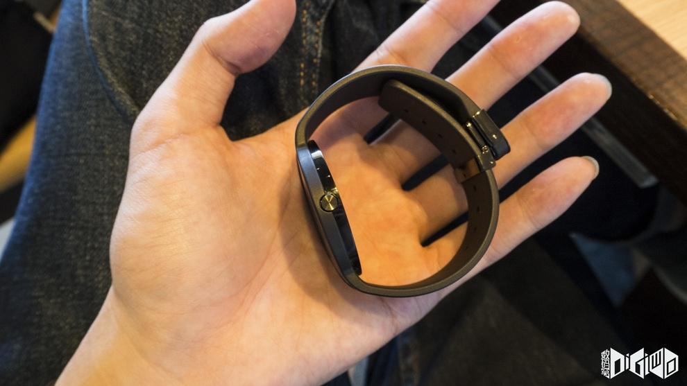 Sony FES e-paper watch