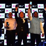 LG's first 'Made in India' K7 & K10 smartphones launched for Rs. 9,500 & Rs. 13,500