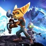 Sony launches Ratchet & Clank Xperia Theme