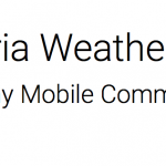 Sony Xperia Weather 1.1.A.0.22 app updated