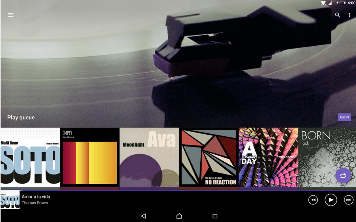 Sony Xperia Music 9.1.8.A.1.1 App