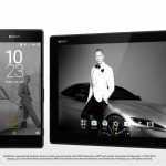 Sony launches Xperia James Bond Expo Paris Theme