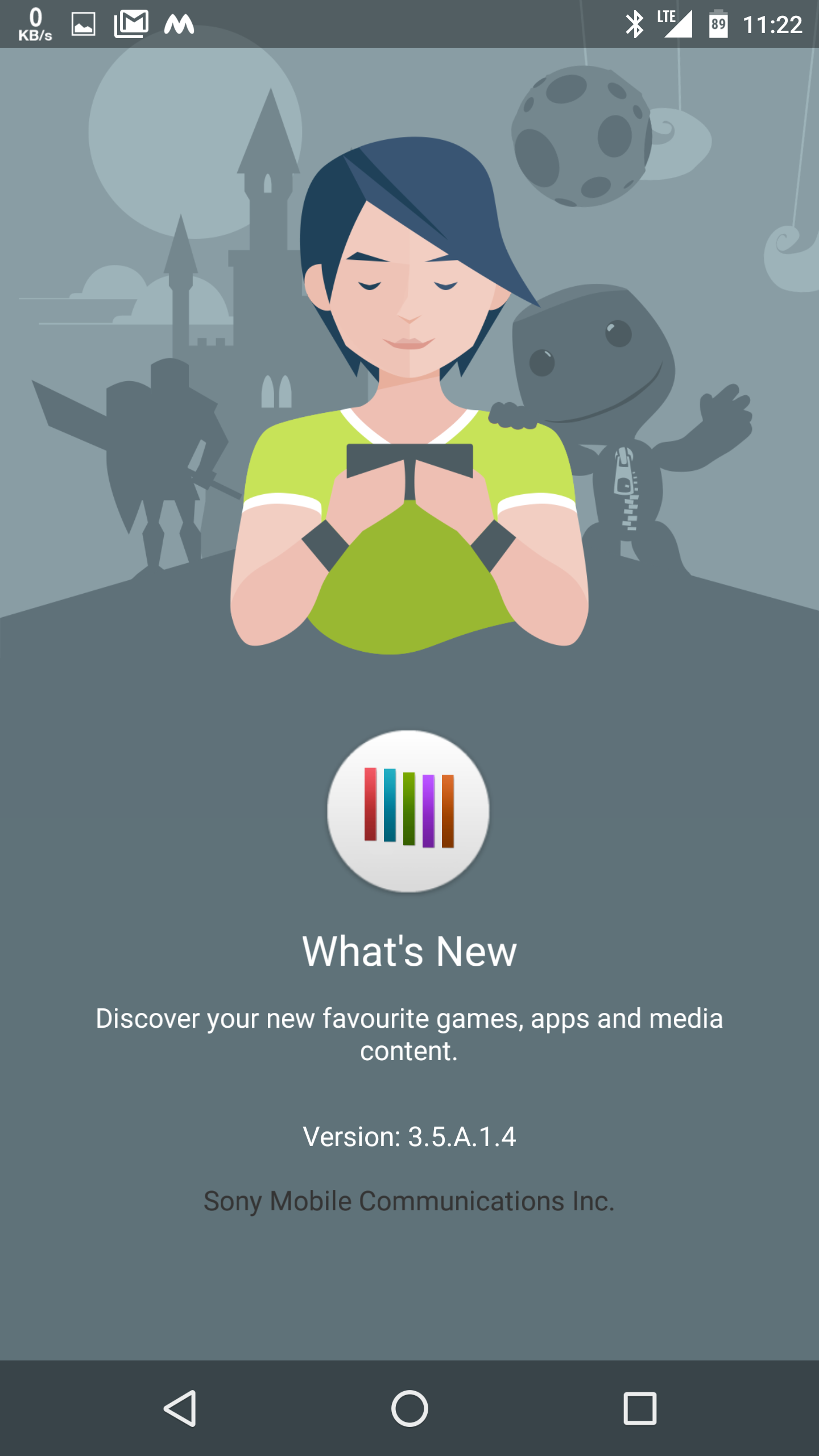 What's New app 3.5.A.1.4 update