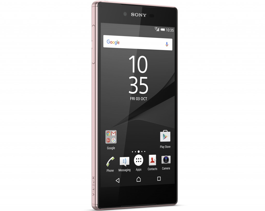 Xperia Z5 Premium in Pink hands on