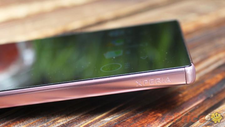 Pink Color Xperia Z5 Premium