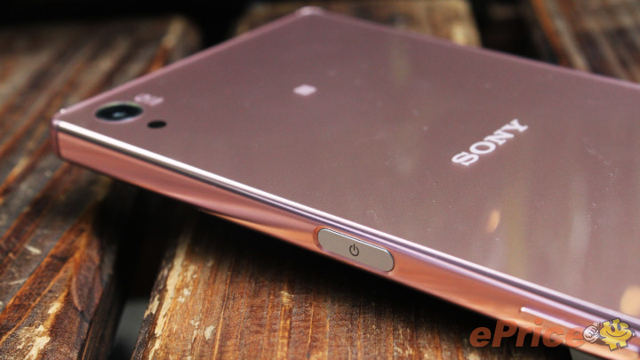 Xperia Z5 Premium in Pink Color Hands on Pics