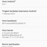 Xperia Z2 Android 6.0.1 Marshmallow 23.5.A.0.570 firmware update rolling