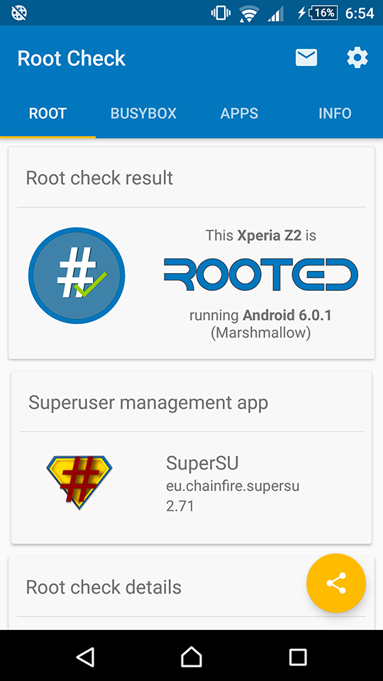 Root 23.5.A.0.575 firmware
