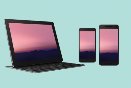Android N Dev Preview 3 Wallpapers