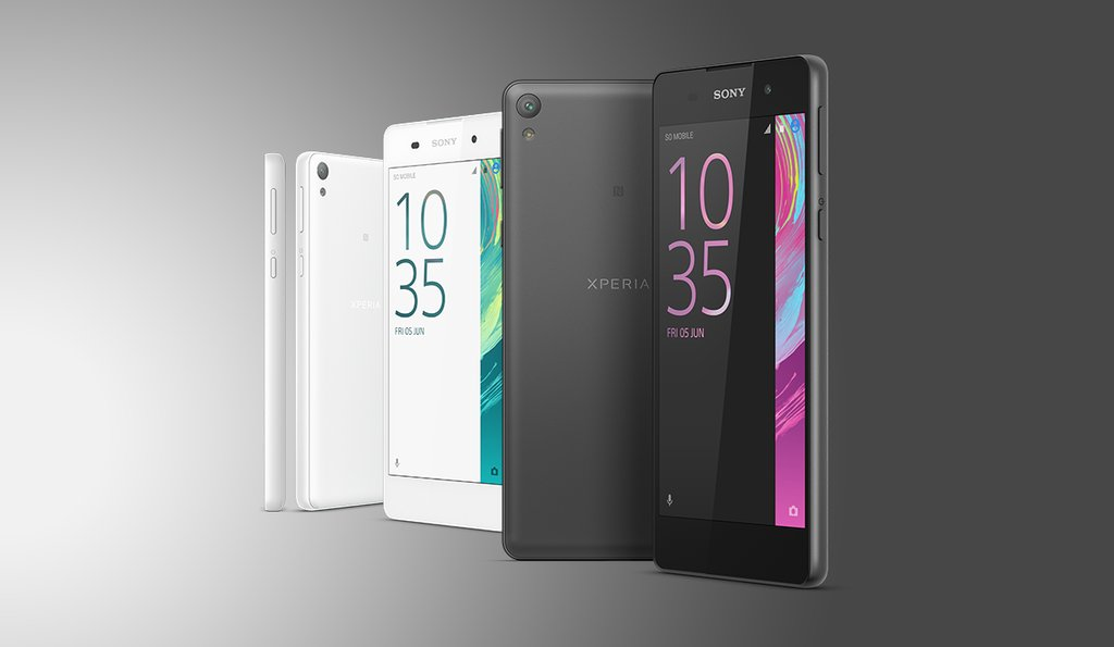 Xperia E5 Leaked Pic by Sony officially