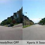 Sony posts Xperia X SteadyShot Comparison video