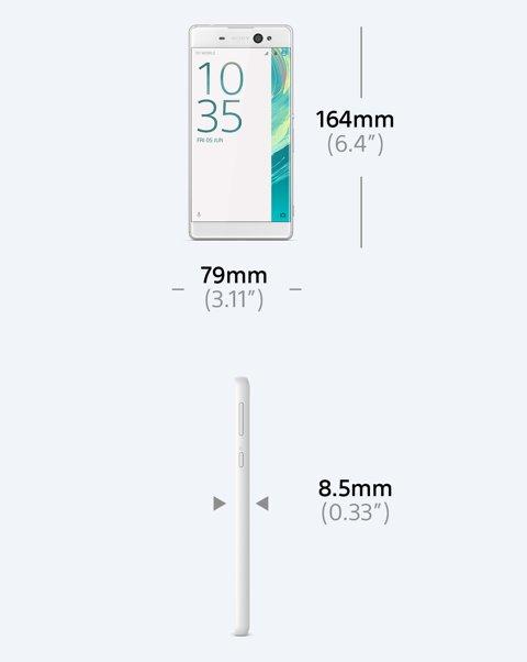 Xperia XA Ultra Specifications
