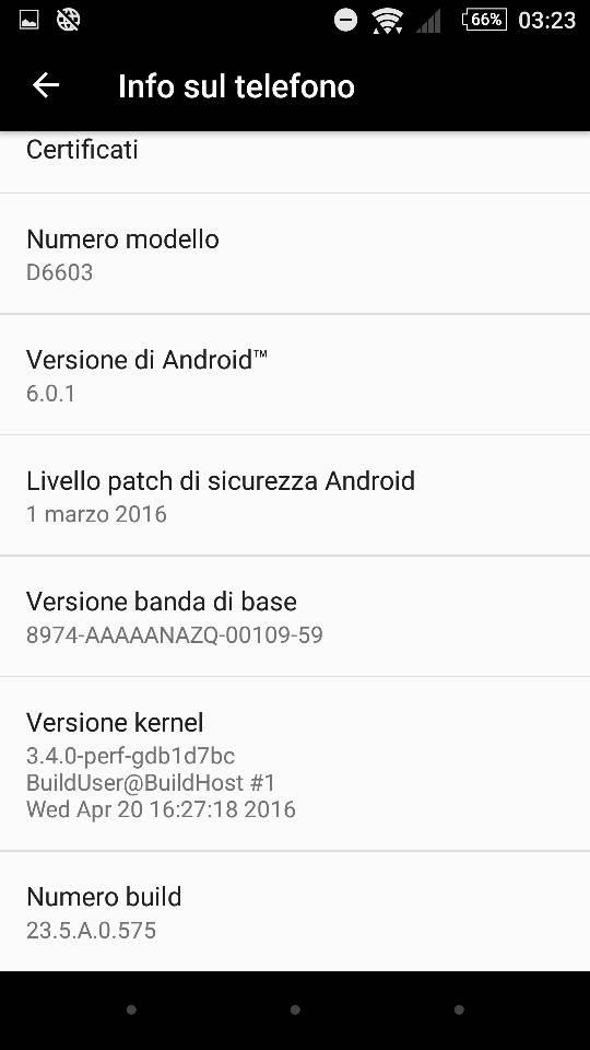 Xperia Z3 23.5.A.0.575 Firmware FTF
