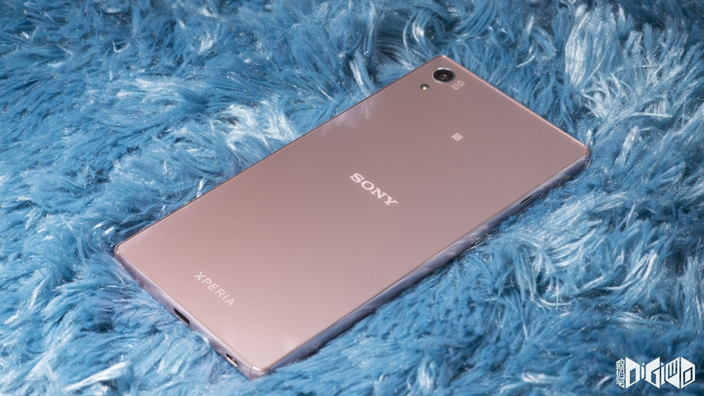 Sony Xperia Z5 Premium Dual  in Pink