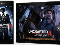 Xperia Uncharted 4 Theme