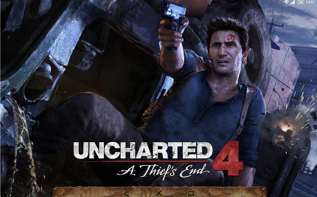 Xperia Uncharted 4 Theme Apk
