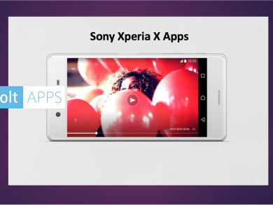 Download Sony Xperia X Apps