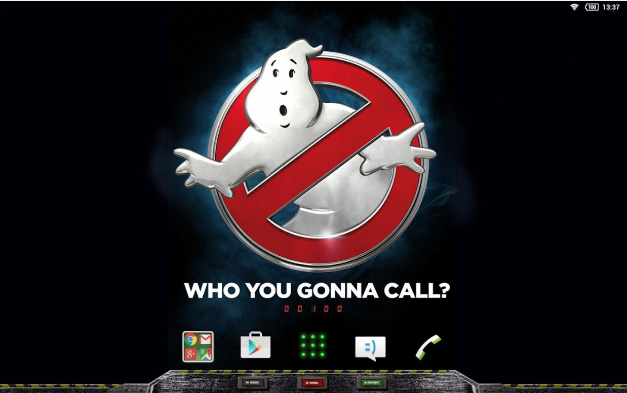 Xperia Ghostbusters '16 Theme