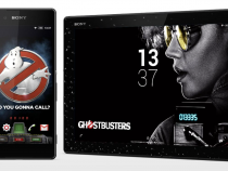 Xperia Ghostbusters '16 Theme Review