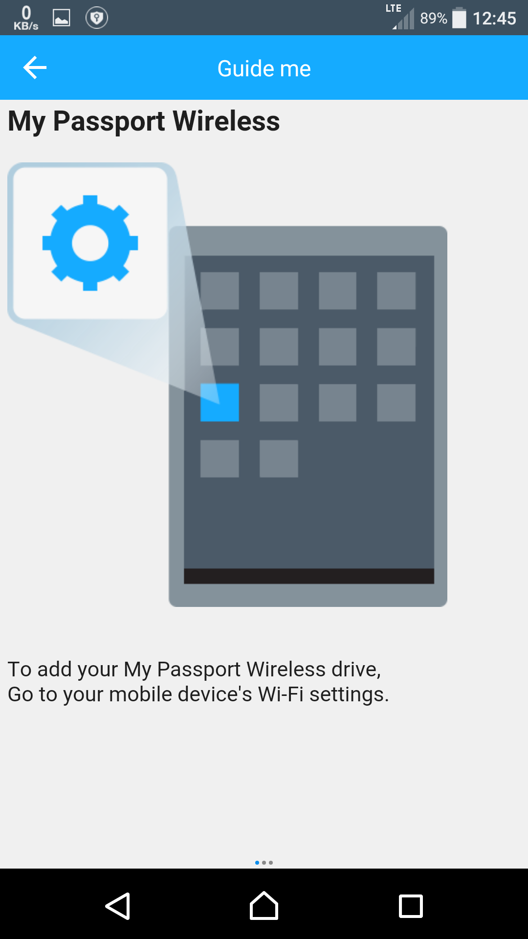 My Cloud App from WD