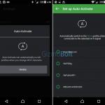 Wi-Fi Profile switching on Hexlock app