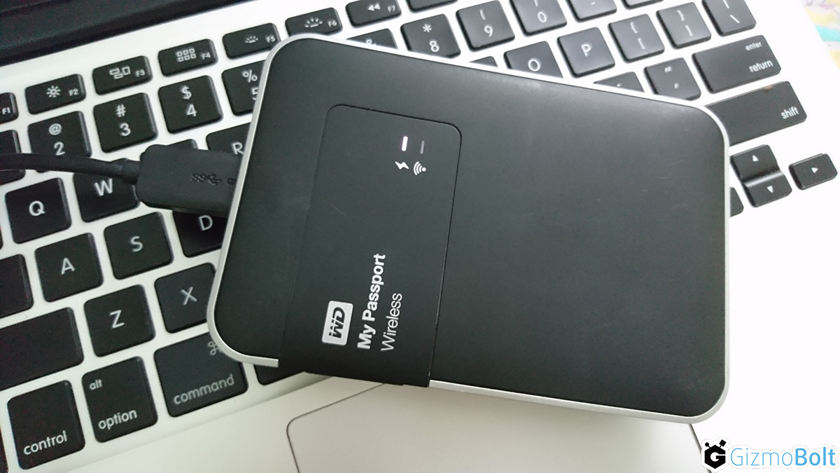 My Passport Wireless Wi-Fi Mobile Storage REVIEW