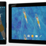 Sony launches Xperia Swimming Theme