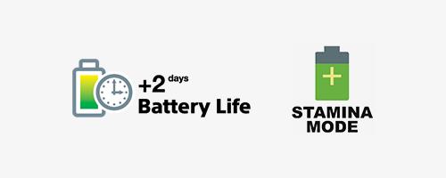 Xperia XA Ultra 2-days battery life
