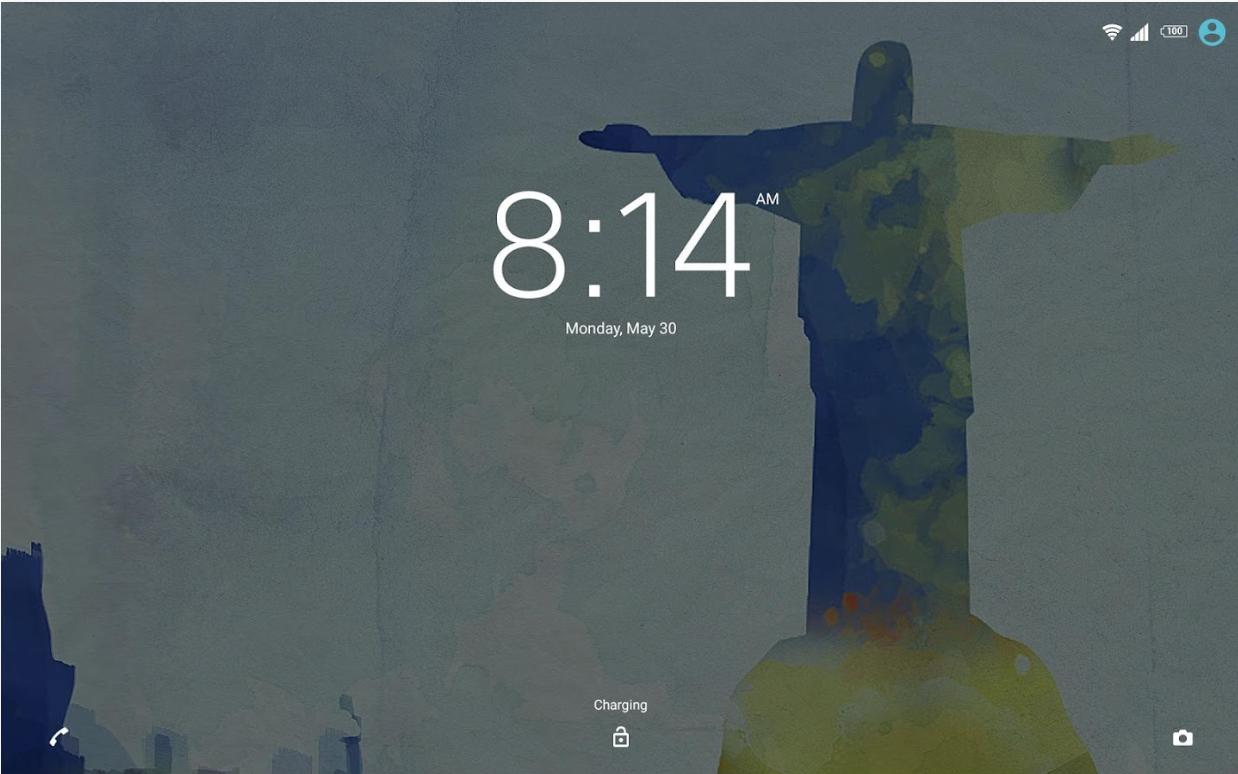 Download Xperia Cityscape Rio Theme