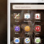 Xperia Magnificent 7 Theme apk
