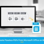 PDF Creator For Mac: Creating PDF Files Has Never Been this Easy