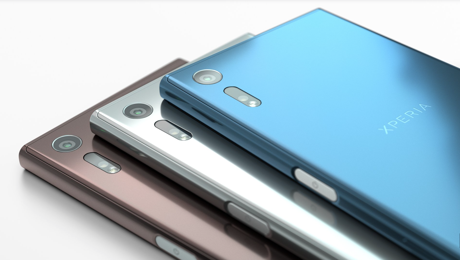 Sony Xperia XZ Color Variants