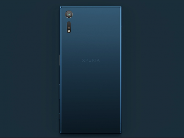 Sony Xperia XZ Dual LED Flash
