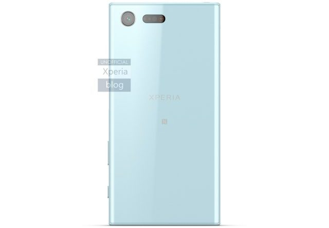 Sony Xperia X Compact Back Panel Leaked