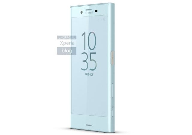 Sony Xperia X Compact - Press Pictures LEAKED