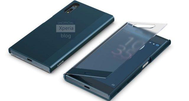 Sony Xperia XZ Flip Cover