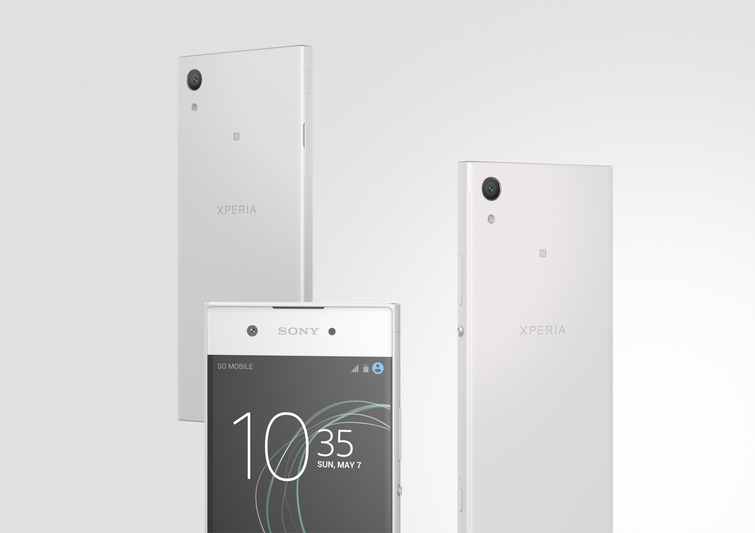 sony xperia a1 plus test
