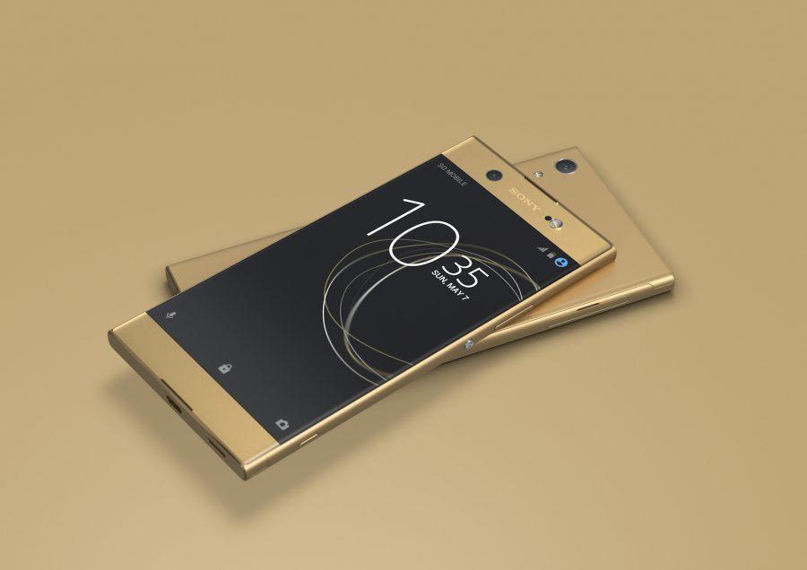 Sony Xperia XA1 Ultra Hands On Pics