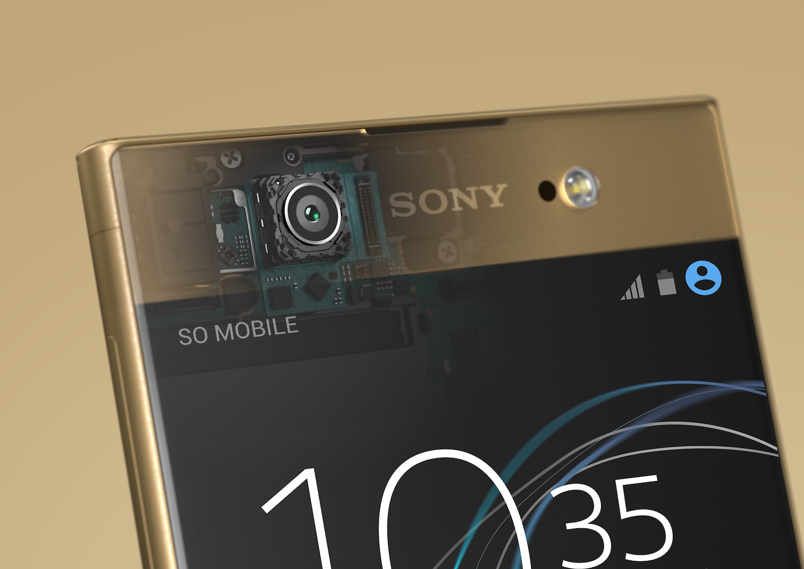 Sony Xperia Xa1 Ultra Launched With 16mp Front Camera With