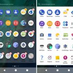 Install Google Pixel Xperia Theme with Icons Pack